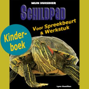 Boek Schildpad Mijn Huisdier